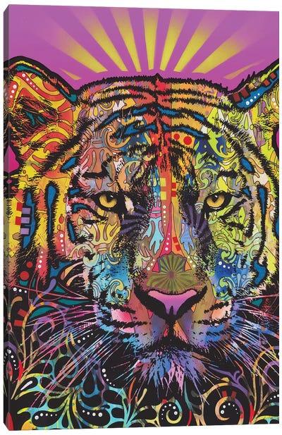 Regal (Tiger) Canvas Art Print