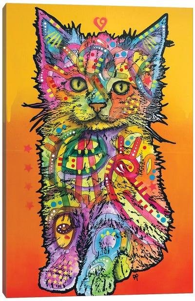 Love Kitten Canvas Art Print