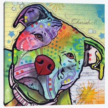 Scholar Canvas Print #DRO720} by Dean Russo Canvas Art