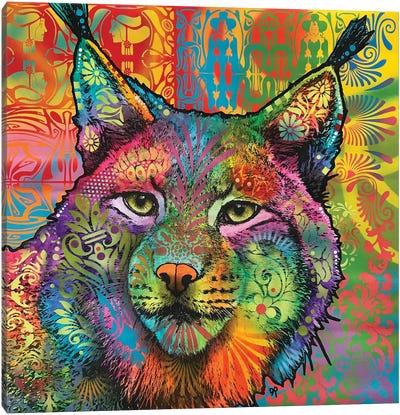 The Lynx Canvas Art Print
