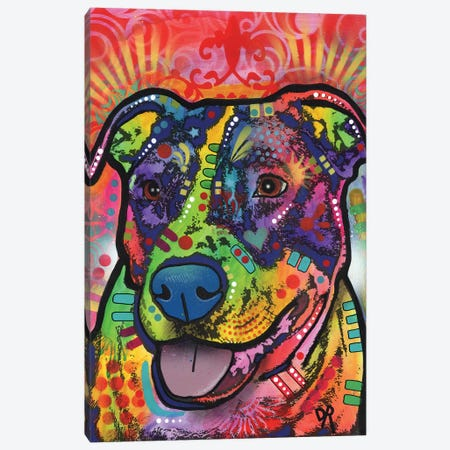 Dixie Canvas Print #DRO738} by Dean Russo Art Print