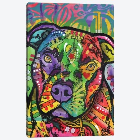 Hank Canvas Print #DRO745} by Dean Russo Canvas Art Print