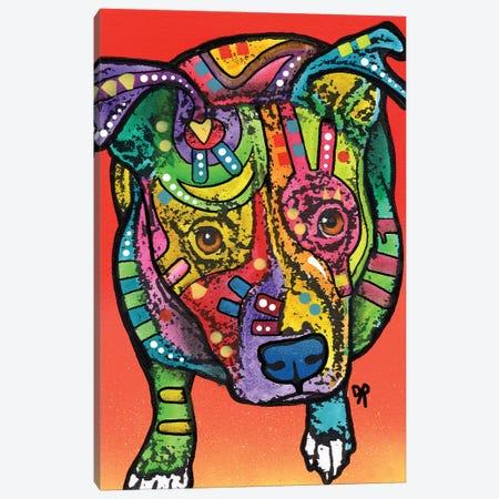 Leo Canvas Print #DRO752} by Dean Russo Art Print