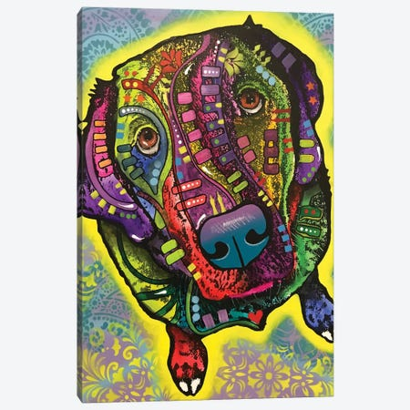 Marley Canvas Print #DRO754} by Dean Russo Canvas Artwork