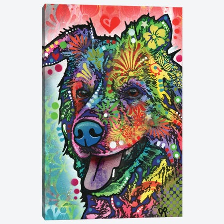 Molly Rose Canvas Print #DRO755} by Dean Russo Canvas Artwork