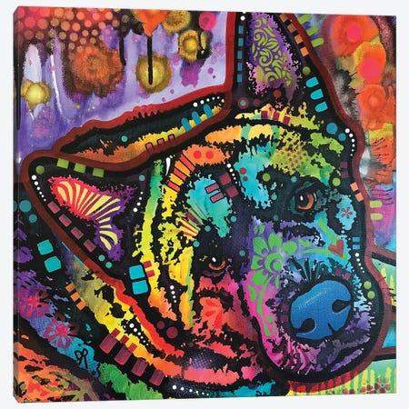Oli Canvas Print #DRO757} by Dean Russo Canvas Wall Art