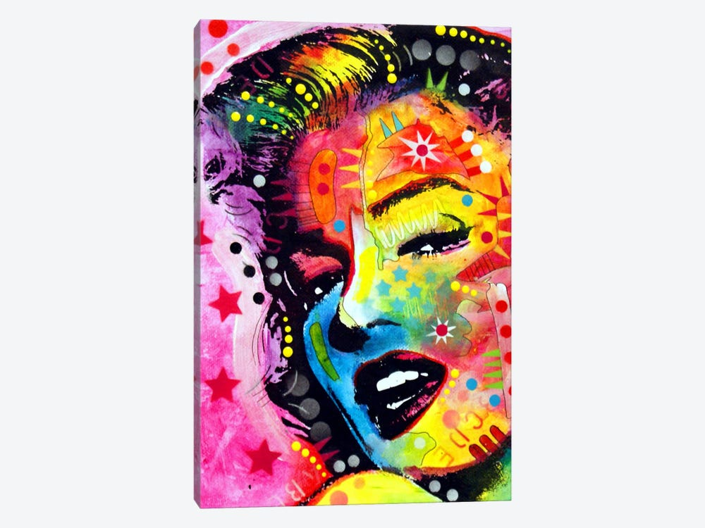 Marilyn II by Dean Russo 1-piece Art Print