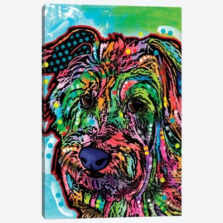 Amelia Canvas Print #DRO782} by Dean Russo Canvas Artwork