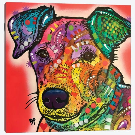 Charley Canvas Print #DRO789} by Dean Russo Canvas Artwork