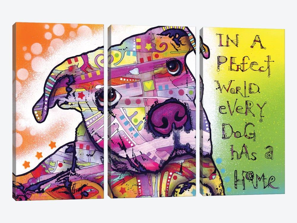 Firu II by Dean Russo 3-piece Art Print