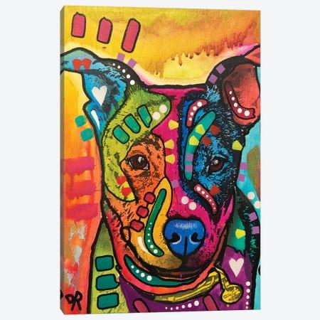 Rex Canvas Print #DRO803} by Dean Russo Canvas Art Print