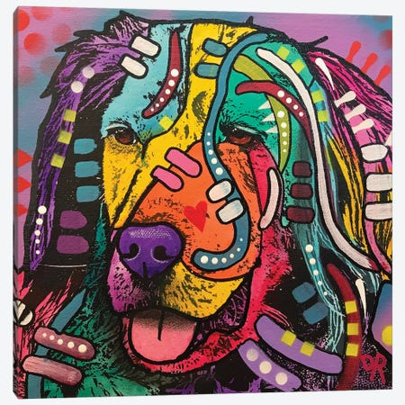 Nugget Canvas Print #DRO806} by Dean Russo Canvas Artwork