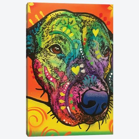 Nikki Canvas Print #DRO812} by Dean Russo Canvas Wall Art