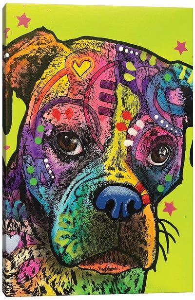 Kristin Canvas Art Print