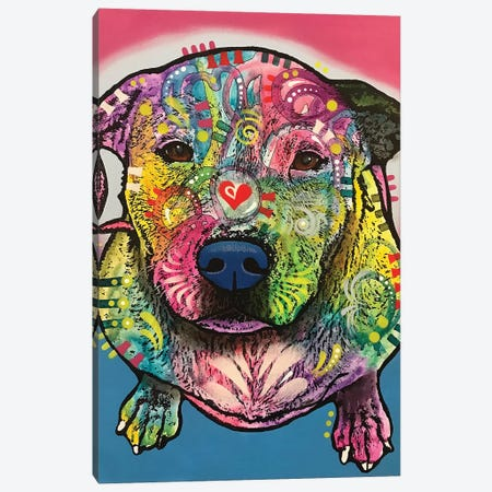 Goobers Canvas Print #DRO817} by Dean Russo Art Print