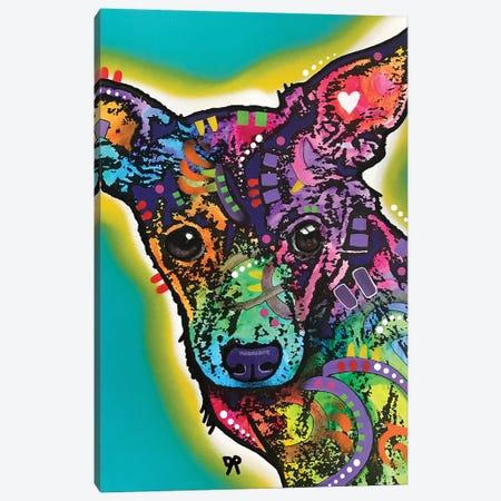 Little Love Canvas Print #DRO823} by Dean Russo Art Print