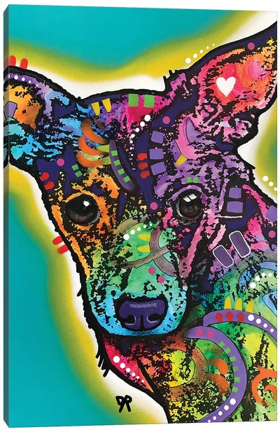 Little Love Canvas Art Print
