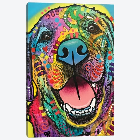 Rocky Canvas Print #DRO835} by Dean Russo Art Print