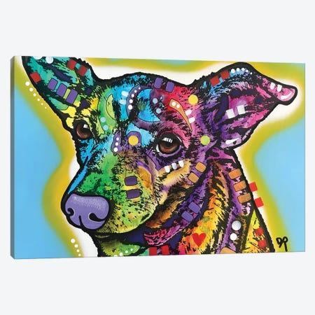 Squat Canvas Print #DRO849} by Dean Russo Art Print