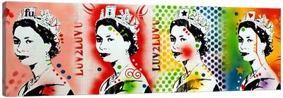 QE #4 Canvas Art Print