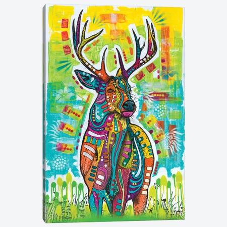 Buck Mondays Canvas Print #DRO861} by Dean Russo Canvas Art Print