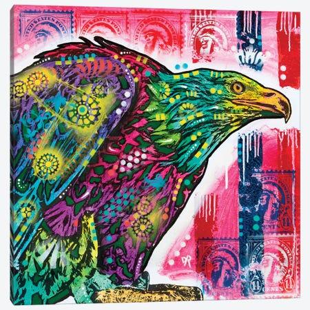 Eagle Canvas Print #DRO863} by Dean Russo Canvas Print