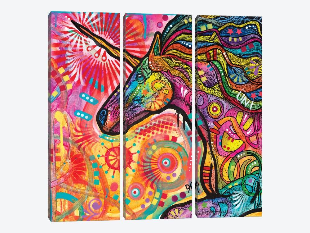 Uni by Dean Russo 3-piece Canvas Art
