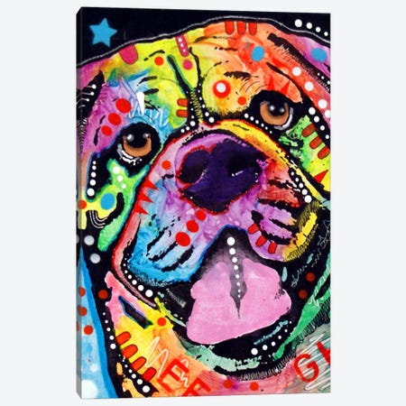 Bosco Canvas Print #DRO8} by Dean Russo Canvas Art Print