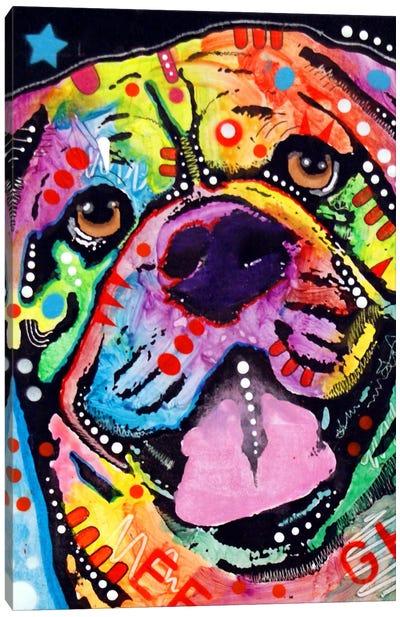 Bosco Canvas Art Print