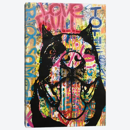 Blossom(ed) Canvas Print #DRO908} by Dean Russo Canvas Wall Art