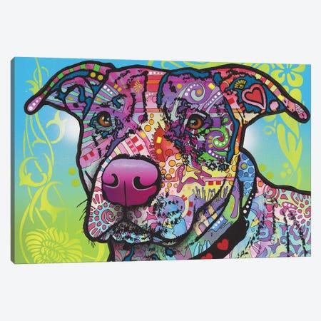 Bubba Canvas Print #DRO909} by Dean Russo Canvas Wall Art