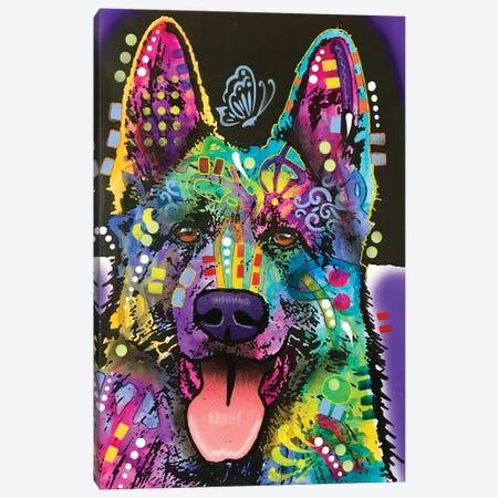 Butterfly Shepherd Canvas Print #DRO912} by Dean Russo Canvas Art Print