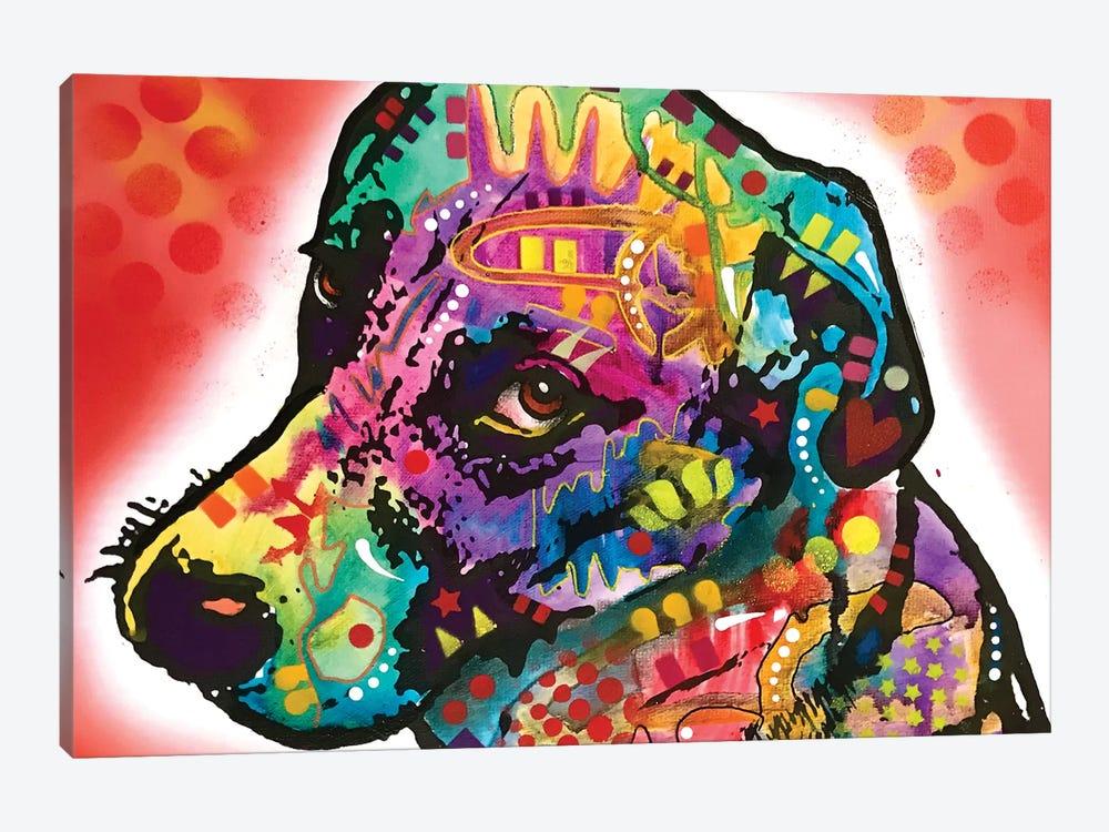 Dont Talk by Dean Russo 1-piece Canvas Art