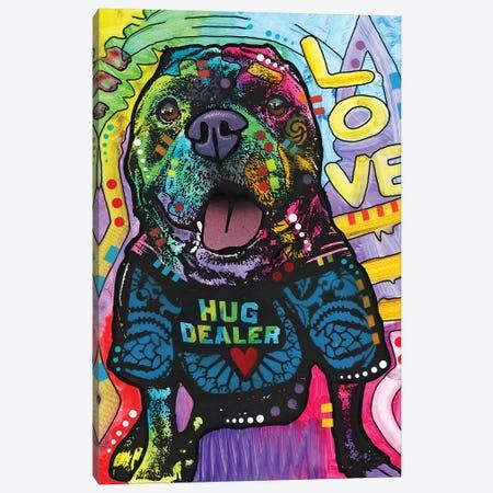 Hug Dealer 3-Piece Canvas #DRO929} by Dean Russo Canvas Art