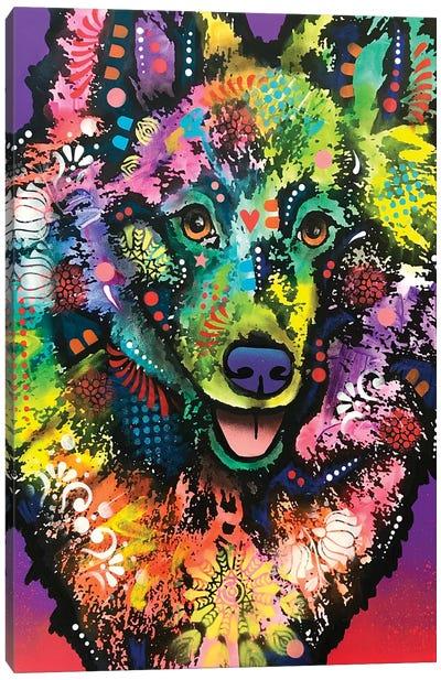 Good Boy Canvas Art Print
