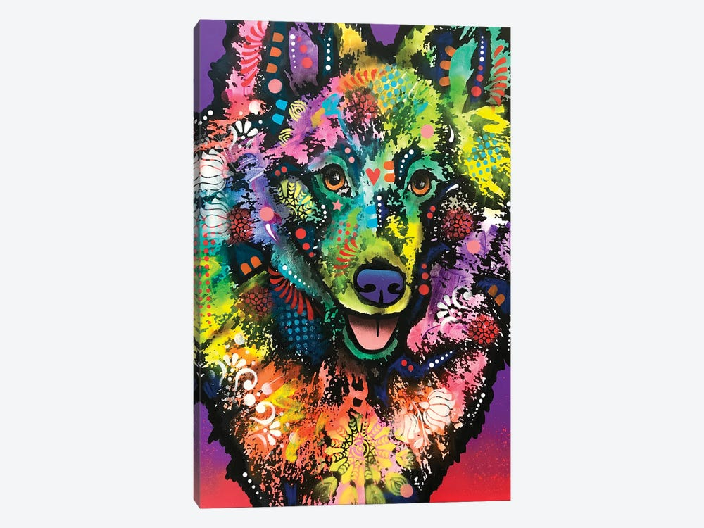 Good Boy by Dean Russo 1-piece Canvas Art