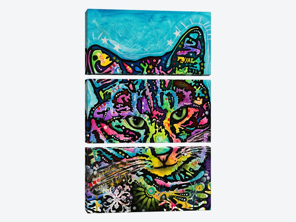 Kismet by Dean Russo 3-piece Canvas Print