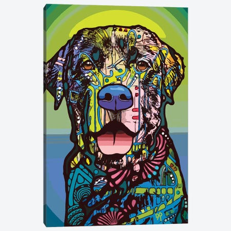 Indelible Lab Canvas Print #DRO948} by Dean Russo Canvas Art