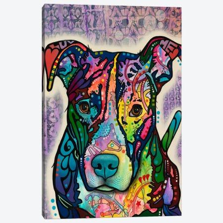 Luv Me Canvas Print #DRO94} by Dean Russo Canvas Art