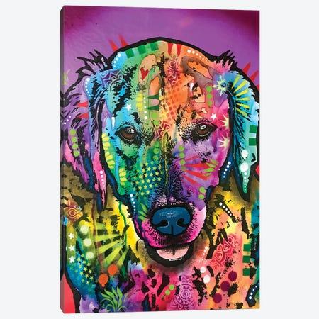 Luvin Retriever Canvas Print #DRO965} by Dean Russo Canvas Print