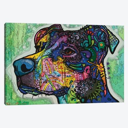 Poise Canvas Print #DRO980} by Dean Russo Canvas Wall Art