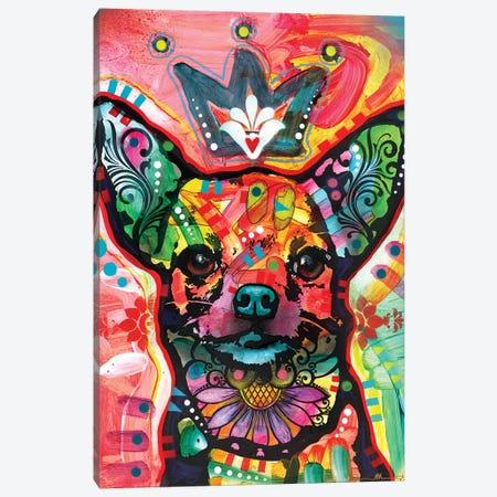 Royal-Chi Canvas Print #DRO986} by Dean Russo Canvas Art Print