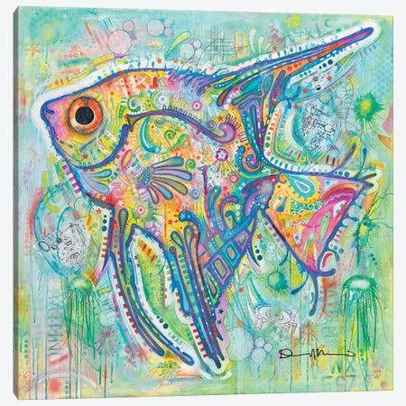 Angel Canvas Print #DRO98} by Dean Russo Canvas Art Print