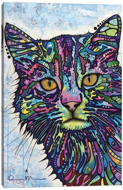 Diligence Canvas Art Print