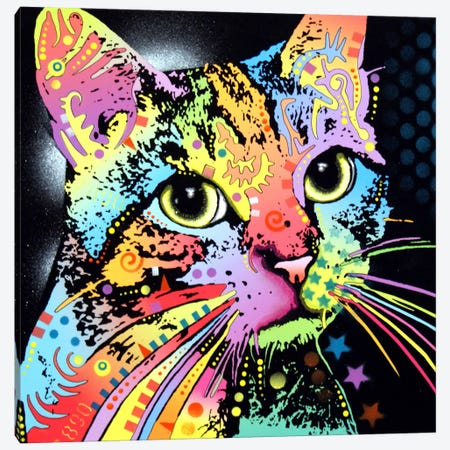 Catillac New Canvas Print #DRO9} by Dean Russo Canvas Print