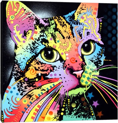 Catillac New by Dean Russo Canvas Print