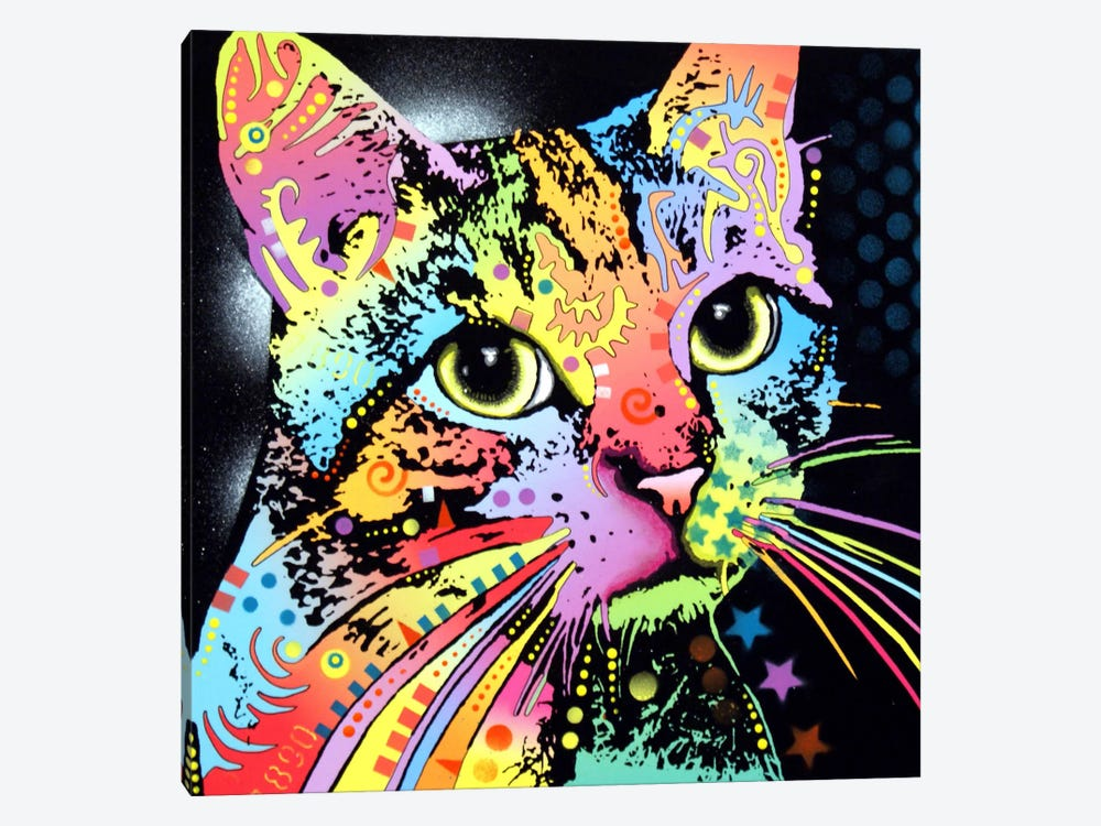 Catillac New by Dean Russo 1-piece Canvas Print