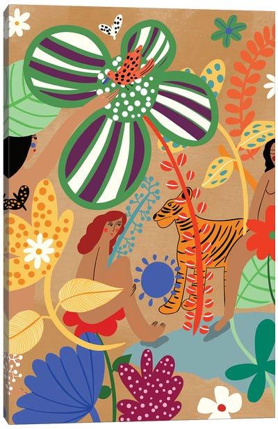 Natural Life Canvas Art Print