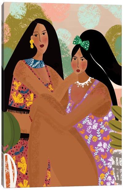 Coure Ed Anima Canvas Art Print