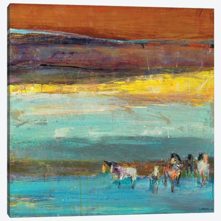 Claire de Lune Canvas Print #DSA1} by Dominique Samyn Canvas Wall Art